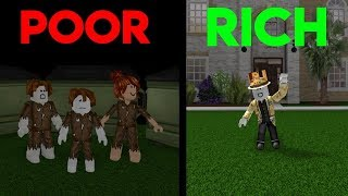 Download Poor To Rich | Roblox A Sad Bloxburg Movie Video