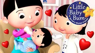 Download New Baby Brother & Sister Song | Nursery Rhymes and Kids Song | Original Song By LittleBabyBum! Video