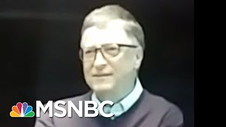 Download Bill Gates Dishes About President Donald Trump Meetings In Exclusive Video | All In | MSNBC Video