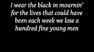 Download Johnny Cash - Man in black with lyrics Video