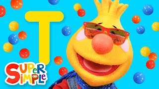 Download Super Duper Ball Pit | Learn The Alphabet With Tobee | ABCs For Kids Video