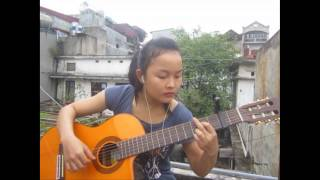 Download River Flows In You guitar cover (by PhươngMinh) Video