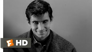 Download Psycho (12/12) Movie CLIP - She Wouldn't Even Harm a Fly (1960) HD Video