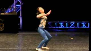 Download Kayla Kiser Clogging Video