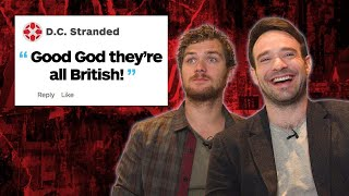 Download Daredevil and Iron Fist Respond to IGN Comments Video