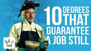 Download Top 10 Degrees That Still GUARANTEE A Job Video