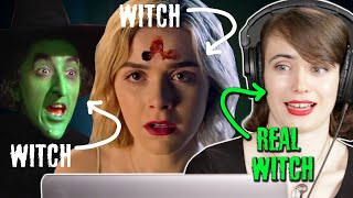 "Download A Real Witch Reviews ""Sabrina"" And Other Witches From TV And Movies Video"