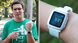 Download 1 Week with the Pebble Time Video