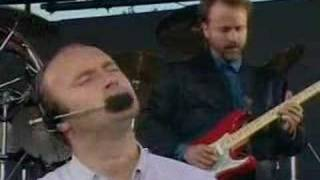 Download Phil Collins - In the air tonight (live) Video