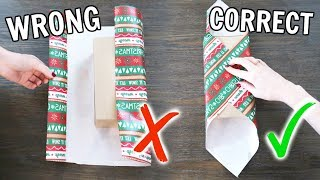 Download Life-Changing Gift Wrapping Hacks Video