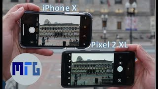 Download iPhone X vs Pixel 2 XL: In-Depth Camera Test Comparison Video