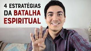 Download 4 ESTRATÉGIAS PARA VENCER A BATALHA ESPIRITUAL - Pastor Antonio Junior Video