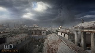 Download A Day in Pompeii - Full-length animation Video