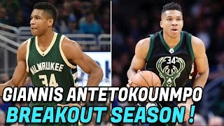 Download 10 Facts About Giannis Antetokounmpo's 2017 NBA Season! The Greek Freak! Insane 2017 Regular Season Video