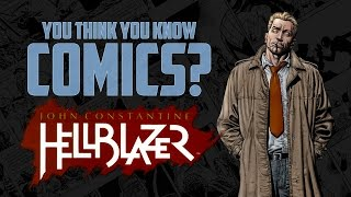 Download Hellblazer - You Think You Know Comics? Video