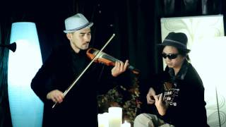 Download Chiec la thu phai Nguyen duc dat Guitarist va Luan Vu violinist Video