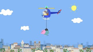 Download Peppa Pig Full Episodes |Peppa Goes to Paris #33 Video