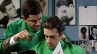 Download Cutting Men's Hair | Mr. Bean Official Cartoon Video