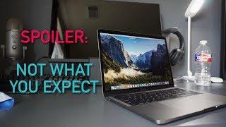 Download 2017 13in MacBook Pro vs 2016 MacBook Pro Video