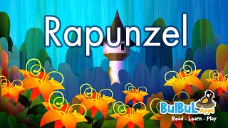Download Rapunzel | Story for Kids in English | Fairy Tales for Children | Bulbul Apps Video