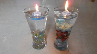 Download Floating Candle Decoration(NEW) Video