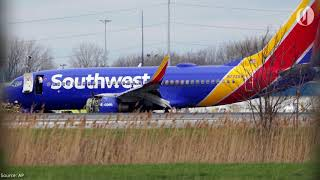 Download A Southwest Plane Makes Terrifying Emergency After an Engine Fails Mid-flight Video