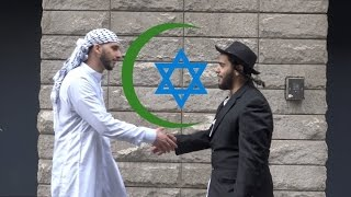 Download MUSLIM/JEWISH (Social Experiment!) Video