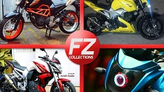 Download Yamaha FZ-16 and FZ-S PART-2 ( modified 20 models ) Video