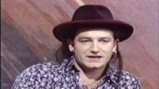 Download U2 - Band interview 1988 (part 4/5) Video