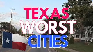 Download The 10 WORST CITIES to LIVE in TEXAS Video
