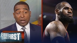 Download Cris Carter reveals why LeBron James will leave the Cleveland Cavaliers | NBA | FIRST THINGS FIRST Video