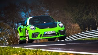 Download Porsche GT3 RS @ Nürburgring with Kévin Estre Video
