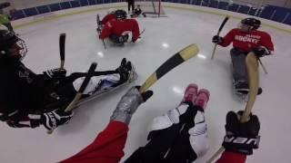 Download Sledge Hockey Surrey Oct 22 2016 Video