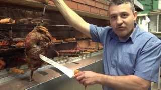 Download Barbecue in Brazil - Brazilian Steakhouse / Churrascaria Video