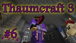 Download Thaumcraft 3: Unified Thaumic Field Theory and Wand of the Adept! (part 6) Video