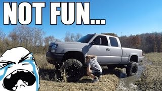 Download THIS Is Why I RARELY Take My Truck Off Road... Video