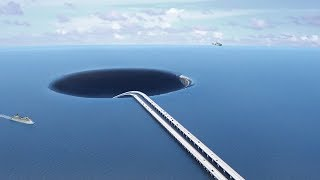Download What If We Dig a Tunnel Under the Ocean? Video