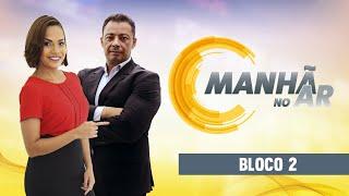 Download MANHÃ NO AR | Bloco 2 | 05/12/19 Video