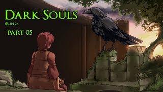 Download Let's Plague: Dark Souls (Run 2) Item Randomized, Aggression, Gravelord [Part 05] Video
