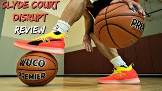 Download Puma Clyde Court Disrupt Performance Review! Video