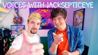 Download VOICES WITH JACKSEPTICEYE Video
