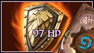 Download Hearthstone: The biggest wall (crusher shaman) Video