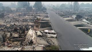 Download Postal Worker Still Delivers Mail to Santa Rosa Neighborhood Devastated by Wildfire Video