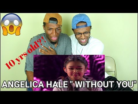 Angelica Hale: 10-Year-Old Singer Blows The Audience Away - AGT 2017 (REACTION)