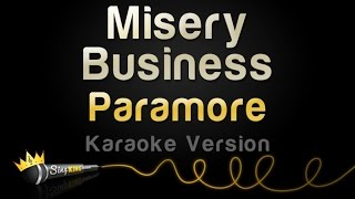 Download Paramore - Misery Business (Karaoke Version) Video