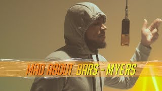 Download Myers - Mad About Bars w/ Kenny Allstar [S3.E2] | @MixtapeMadness Video