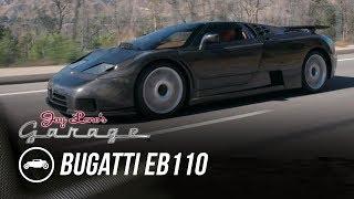 Download Bare Carbon Fiber Bugatti EB110 By Dauer - Jay Leno's Garage Video