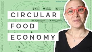 Download The Circular Food Economy model   Food Design   Francesca Zampollo Video
