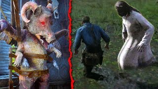 Download SCARIEST Easter Eggs in Red Dead Redemption 2 (RDR2 Easter Eggs) Video