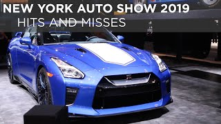Download New York Auto Show 2019 | Hits and Misses | Driving.ca Video